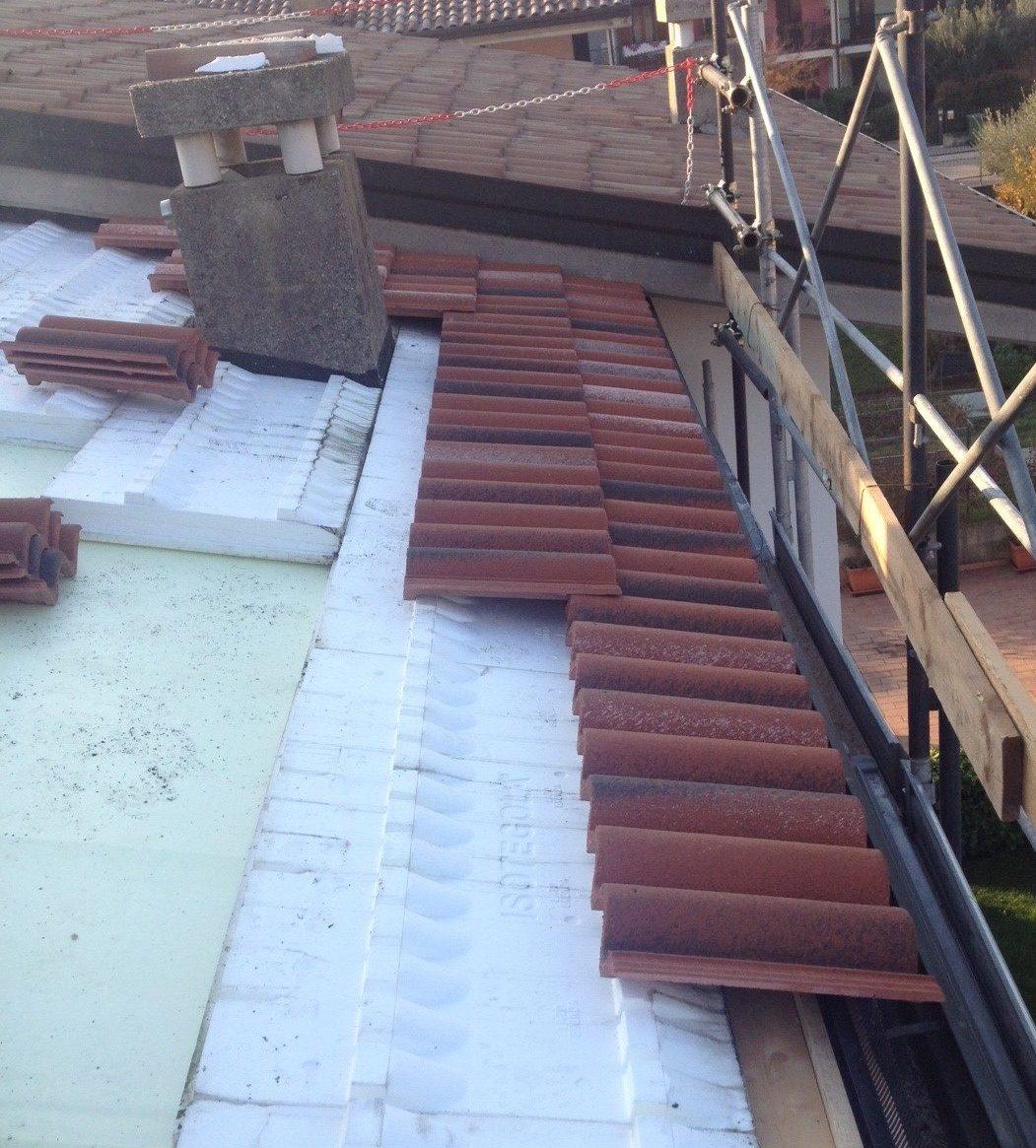 Realizzazione di pacchetti di coibentazione per edifici for Piano di progettazione di edifici commerciali